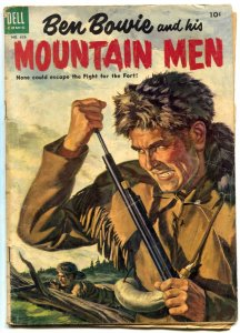Ben Bowie and this Mountain Men- Four Color Comics #626 1955