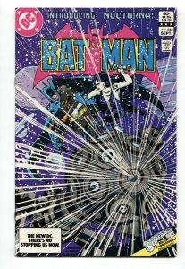 BATMAN #363 FIRST NOCTURNA DC comic book NM-