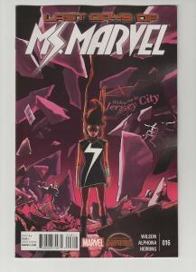 MS MARVEL (2013 MARVEL) #16