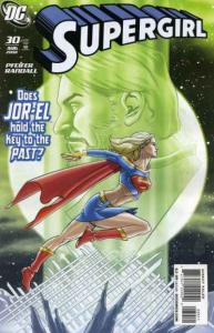 Supergirl (2005 series) #30, NM + (Stock photo)