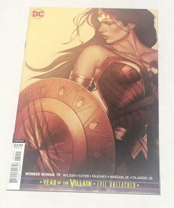 Wonder Woman #79 Frison Variant