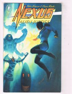 Nexus: Alien Justice #2 FN/VF Dark Horse Comics Comic Book 1992 DE43 TW14