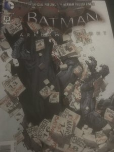 Batman: Arkham Knight #10 Mint