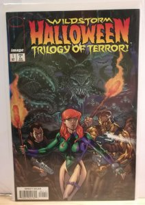 Wildstorm Halloween Trilogy Of Terror #1 Image Comics NM