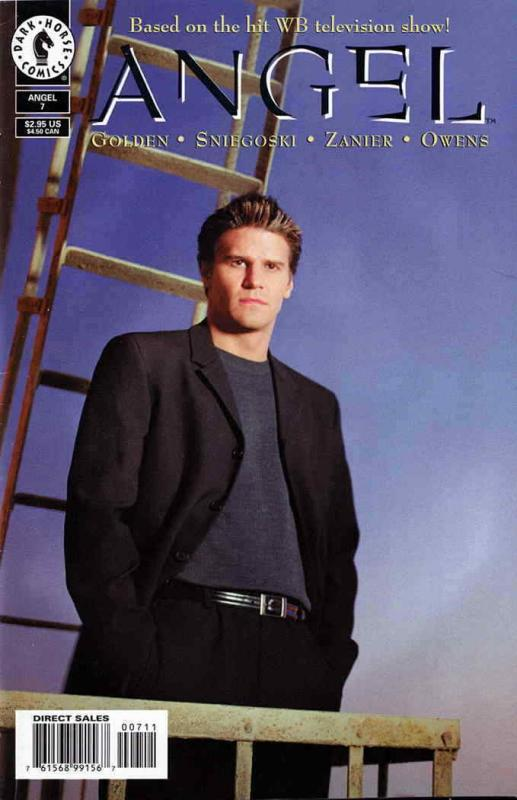 Angel (2nd series) #7SC FN; Dark Horse | save on shipping - details inside
