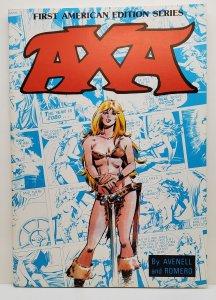 Axa: Adult Fantasy Color Album #1 (1985)