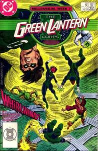 Green Lantern Corps (1986 series) #221, NM (Stock photo)