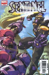 Sentinel (3rd Series) #3 VF; Marvel | save on shipping - details inside
