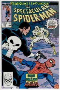 SPECTACULAR SPIDER-MAN #143, NM, Punisher, Buscema, lots more Spidy in store