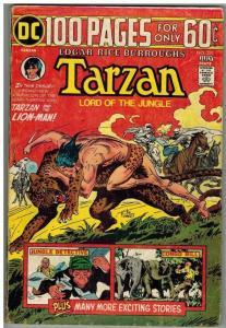 TARZAN 231 VG- July 1974