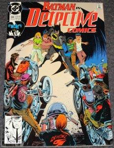 Detective Comics #614 -1990