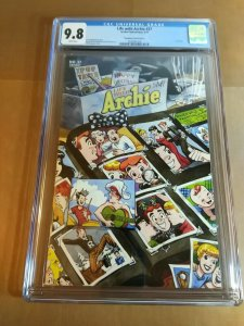 Life With Archie #37 CGC Universal Grade 9.8 NM/MT Thompson Variant Cover