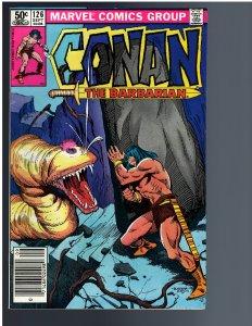 Conan the Barbarian #126 (1981)