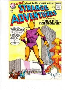 Strange Adventures #153 (Jun-63) FN+ Mid-High-Grade The Atomic Knights (Gardn...
