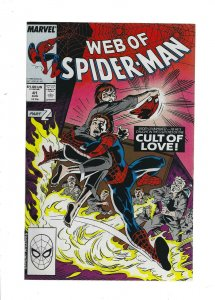Web Of Spiderman #41