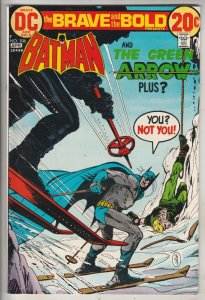 Brave and the Bold, The #106 (Apr-73) NM- High-Grade Batman, Green Arrow