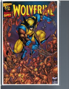 Wolverine #½ (1996)