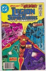Legion of Super-Heroes #283 (1982)
