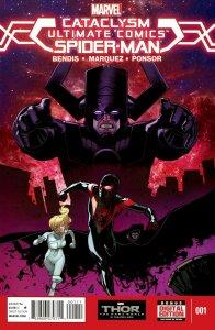 Cataclysm: Ultimate Spider-Man #1 FN; Marvel   save on shipping - details inside