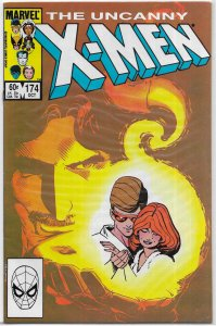 Uncanny X-Men   vol. 1   #174 FN/VF Starjammers, Claremont/Paul Smith