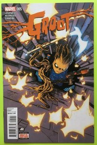 GROOT 5 FIRST BABY GROOT MARVEL COMICS