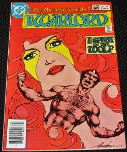 Warlord #68 (1983)