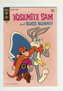 YOSEMITE SAM & BUGS BUNNY 2 VF-NM COMICS BOOK