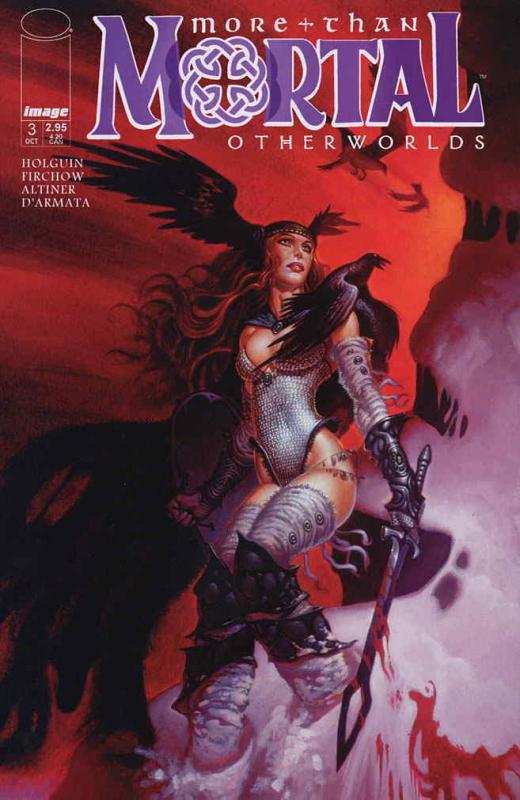 More Than Mortal: Otherworlds #3 VF/NM; Image | save on shipping - details insid