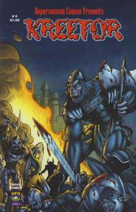 Kreetor #0 (2nd) VF; Repercussion | save on shipping - details inside