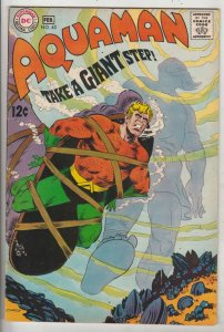 Aquaman #43 (Feb-69) FN/VF Mid-High-Grade Aquaman, Aqualad, Mira