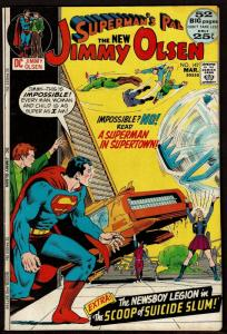 Jimmy Olsen #147 (Mar 1972, DC) Neal Adams, Jack Kirby 6.0 FN
