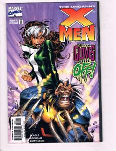 The Uncanny X-Men #353 VF Marvel Comics Comic Book 1997 Wolverine DE9