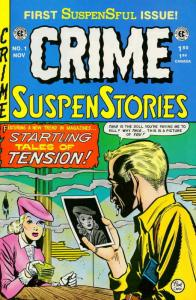 Crime SuspenStories (RCP) #1 VF/NM; RCP | save on shipping - details inside