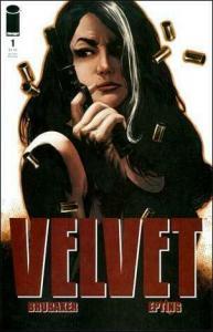 Velvet (Image) #1 (2nd) VF/NM; Image | save on shipping - details inside