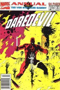 Daredevil (1964 series) Annual #7, VF+ (Stock photo)