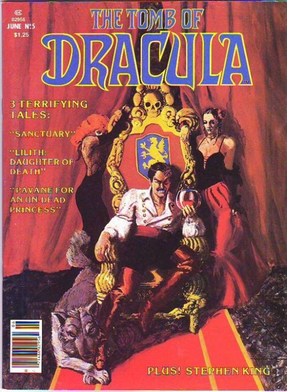 Tomb of Dracula Magazine #5 (Jun-80) NM/MT Super-High-Grade Dracula