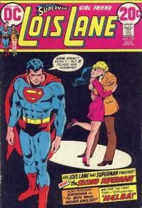 Superman's Girl Friend Lois Lane #132, Fine (Stock photo)