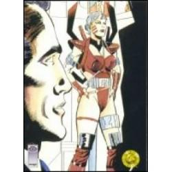 1993 Upper Deck Valiant/Image Deathmate ZEALOT OF THE H.A.R.D. C.A.T.S #45