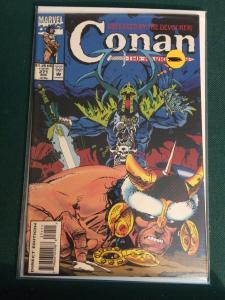 Conan the Barbarian #271
