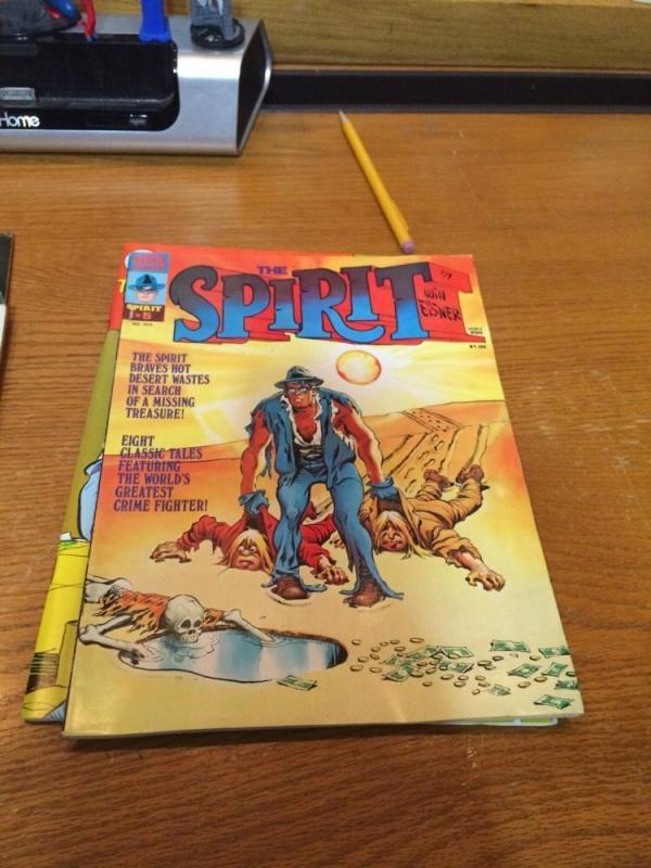 Will Eisner's The Spirit 30 5 12 26 All Fine Or Better
