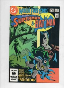 WORLD'S FINEST #296, VF/NM, Batman, Superman, Pantheon, 1941 1983, more in store