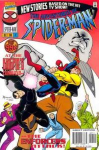 Adventures of Spider-Man, The #7 FN; Marvel | save on shipping - details inside
