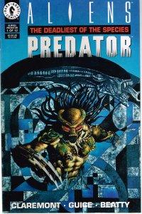 Aliens/Predator: The Deadliest of the Species #1 (1993)