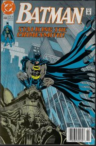 Batman #444 (DC, 1990) NM