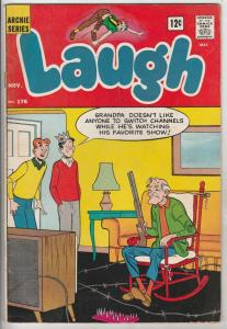 Laugh, Archie #176 (Nov-65) FN/VF Mid-High-Grade Archie