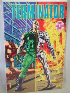 Terminator 1  in VF/NM  condition.Unread. 1990 1st Dark Horse Issue !