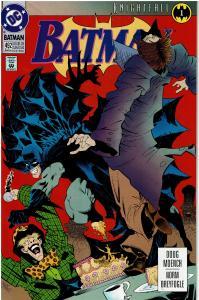 Batman #492, VF+ or Better