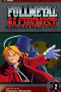 Full Metal Alchemist #2 VF; Viz | save on shipping - details inside