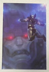Wolverine #1 - Jeehyung Lee Virgin Variant Cover - 2020 Marvel