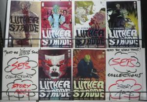 THE STRANGE TALENT OF LUTHER STRODE (Image, 2011) #1-6 COMPLETE! VF-NM!J. Jordan